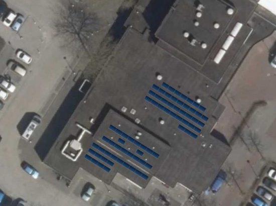 472 zonnepanelen op vijf gemeentelijke panden in Hoorn