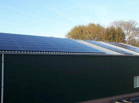 Fa. Van Twisk bespaart honderden euro's per maand met zonneleasen