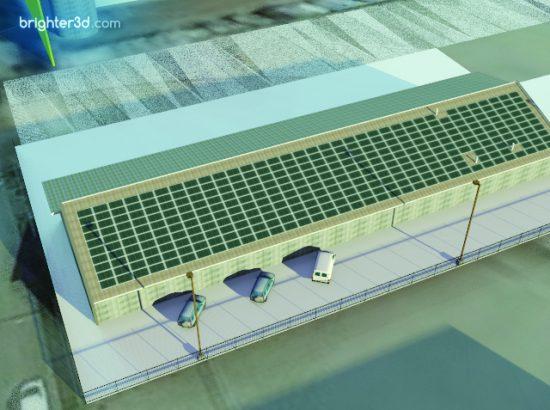 Schot Groep investeerde in 346 zonnepanelen op hoofdkantoor Boekelermeer